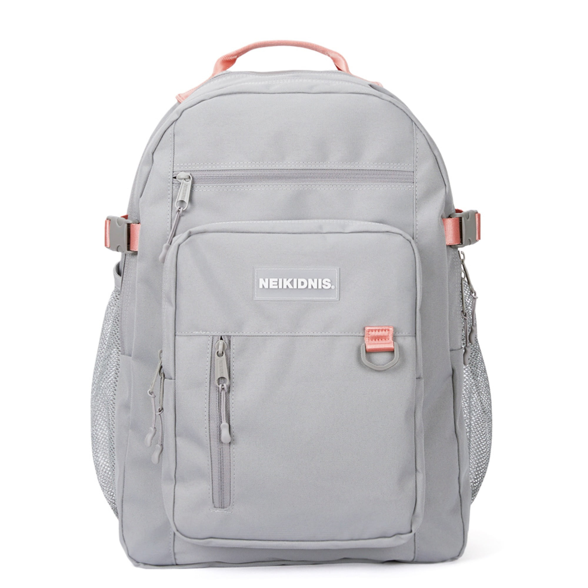 TRAVEL PLUS BACKPACK / GRAY PINK
