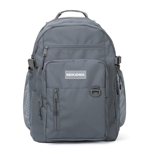 TRAVEL PLUS BACKPACK / CHARCOAL