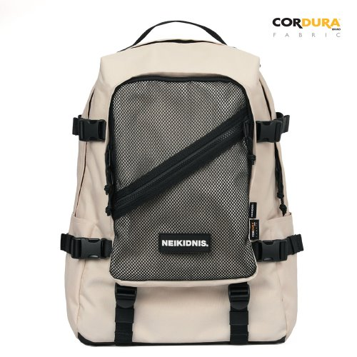 DIVISION BACKPACK / LIGHT BEIGE